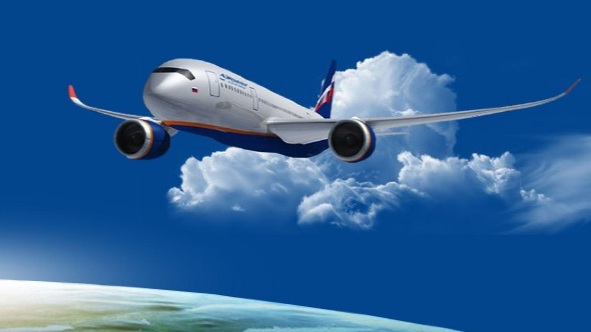 Руски пътнически самолет Боинг-737 кацна днес аварийно, след като един