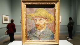Техниката на Ван Гог и Сьора е на 38 000 години
