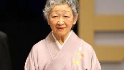 Почетната императрица Мичико е диагностицирана с рак на гърдата