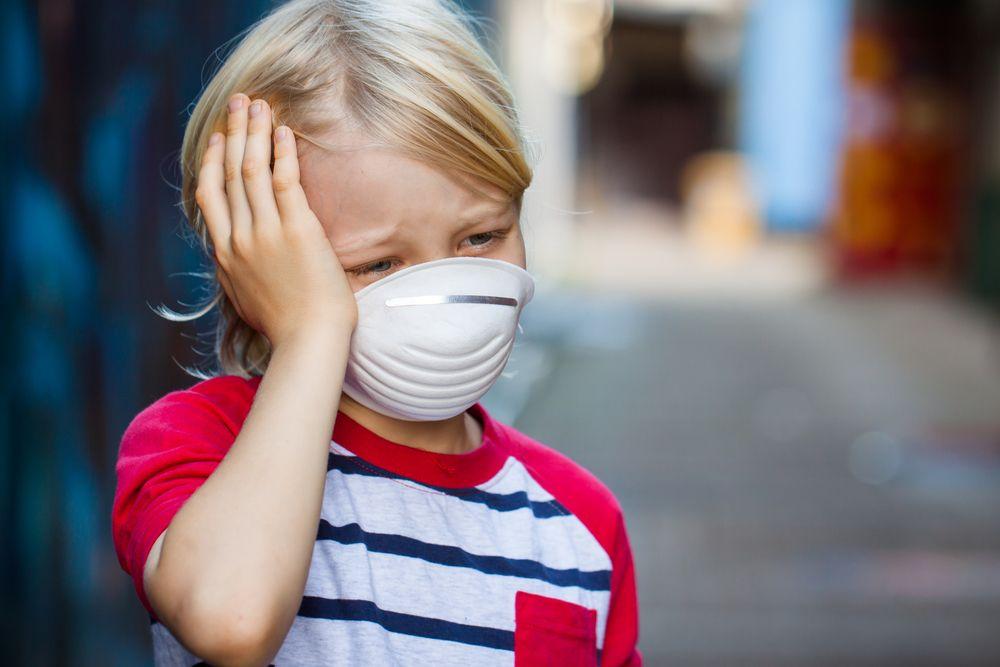 Замърсяването на околната среда убива 1,7 млн. деца годишно