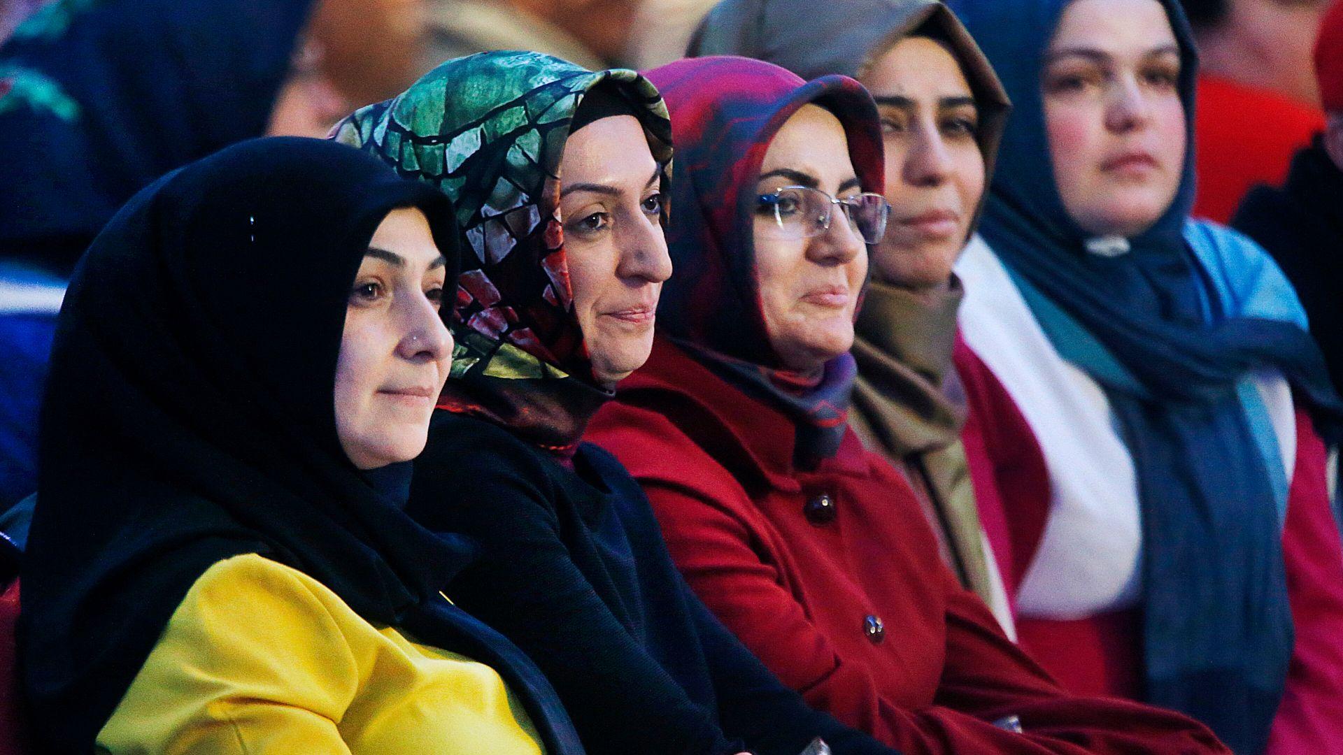 В Турция мъжете се страхуват от жените?