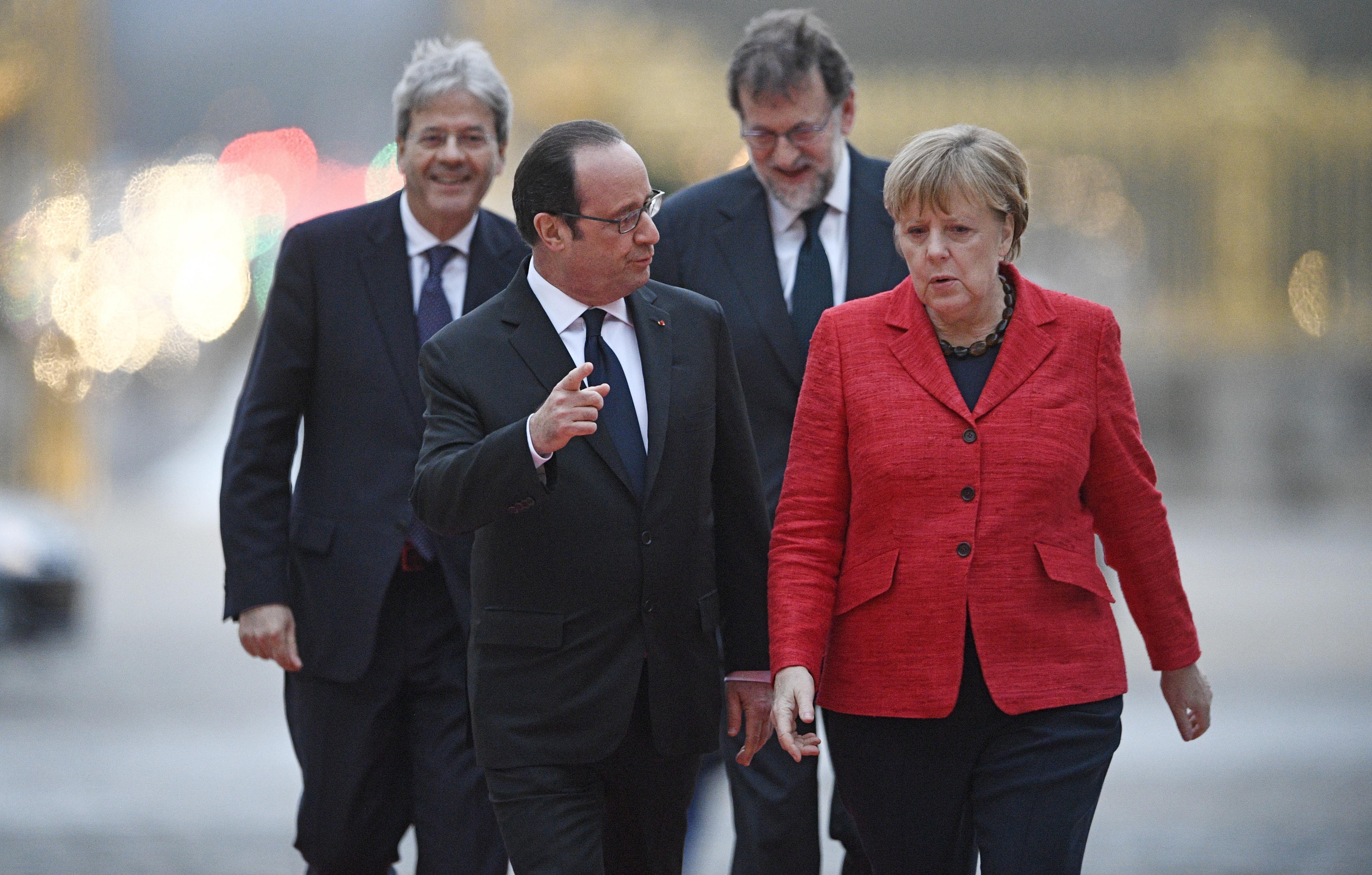 Очертава се ядрото на новия ЕС