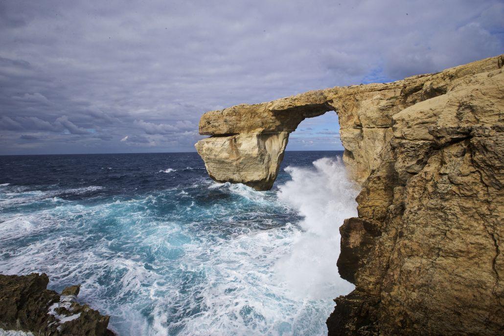 Изчезна голяма забележителност в Малта