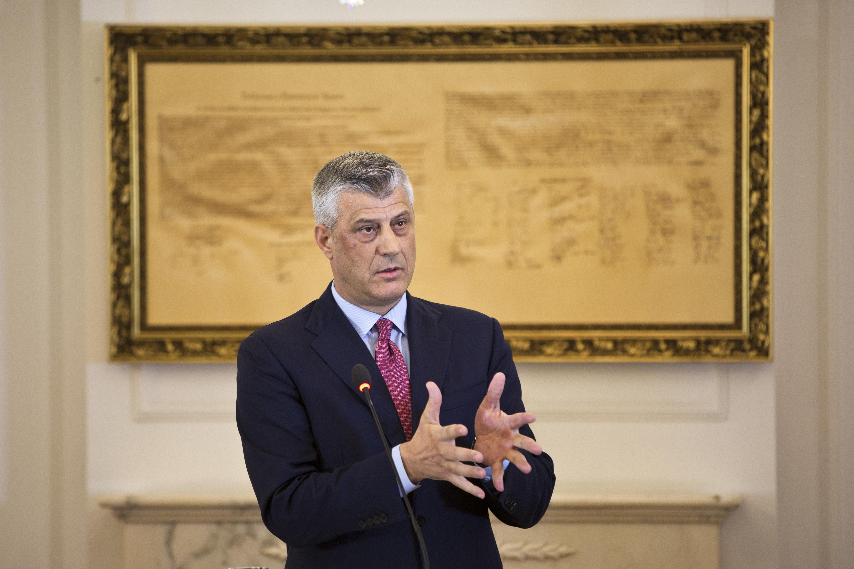 Западът: За неуспехите на Косово е виновен Хашим Тачи