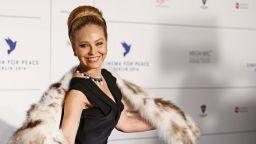 Италианската кинозвезда Орнела Мути пристига в България
