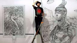 Царят на комикса Жан Жиро ни напусна точно преди 5 години