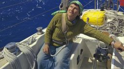 Първата жена, прекосила света с яхта