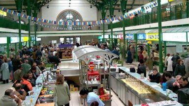 Столичните Централни хали стават супермаркет