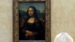 Разгадаха усмивката на Мона Лиза