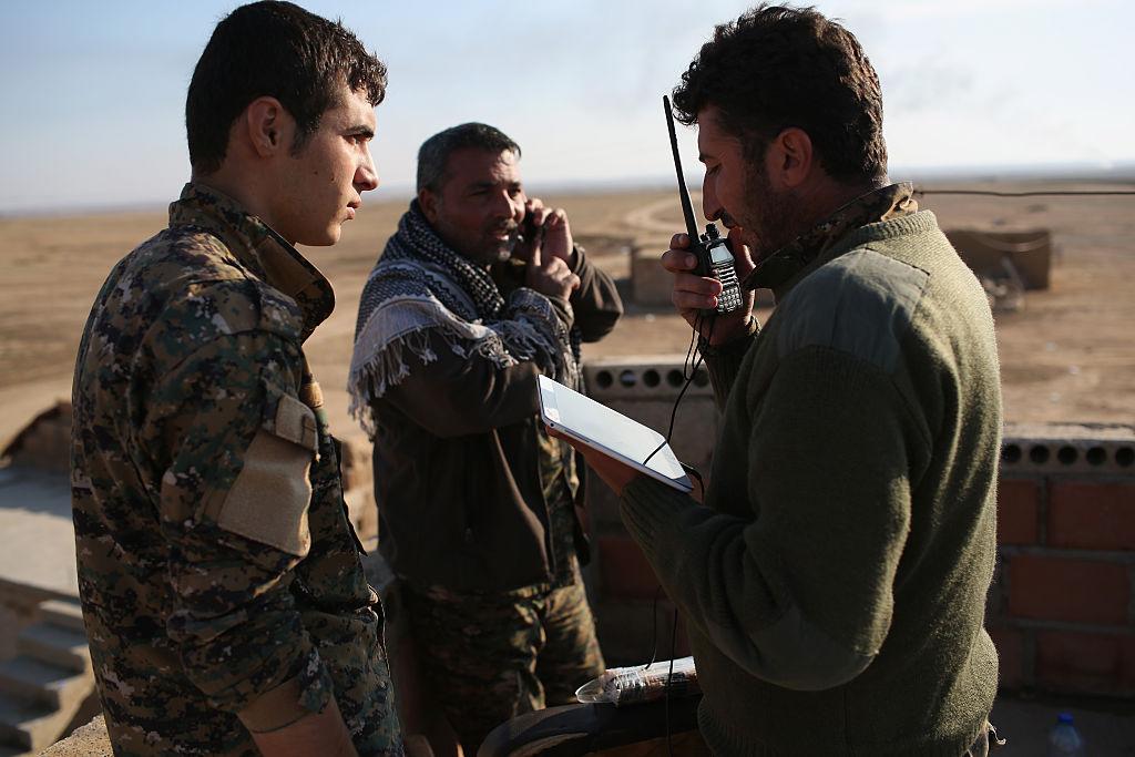 Турция е против руска база за кюрди в Сирия