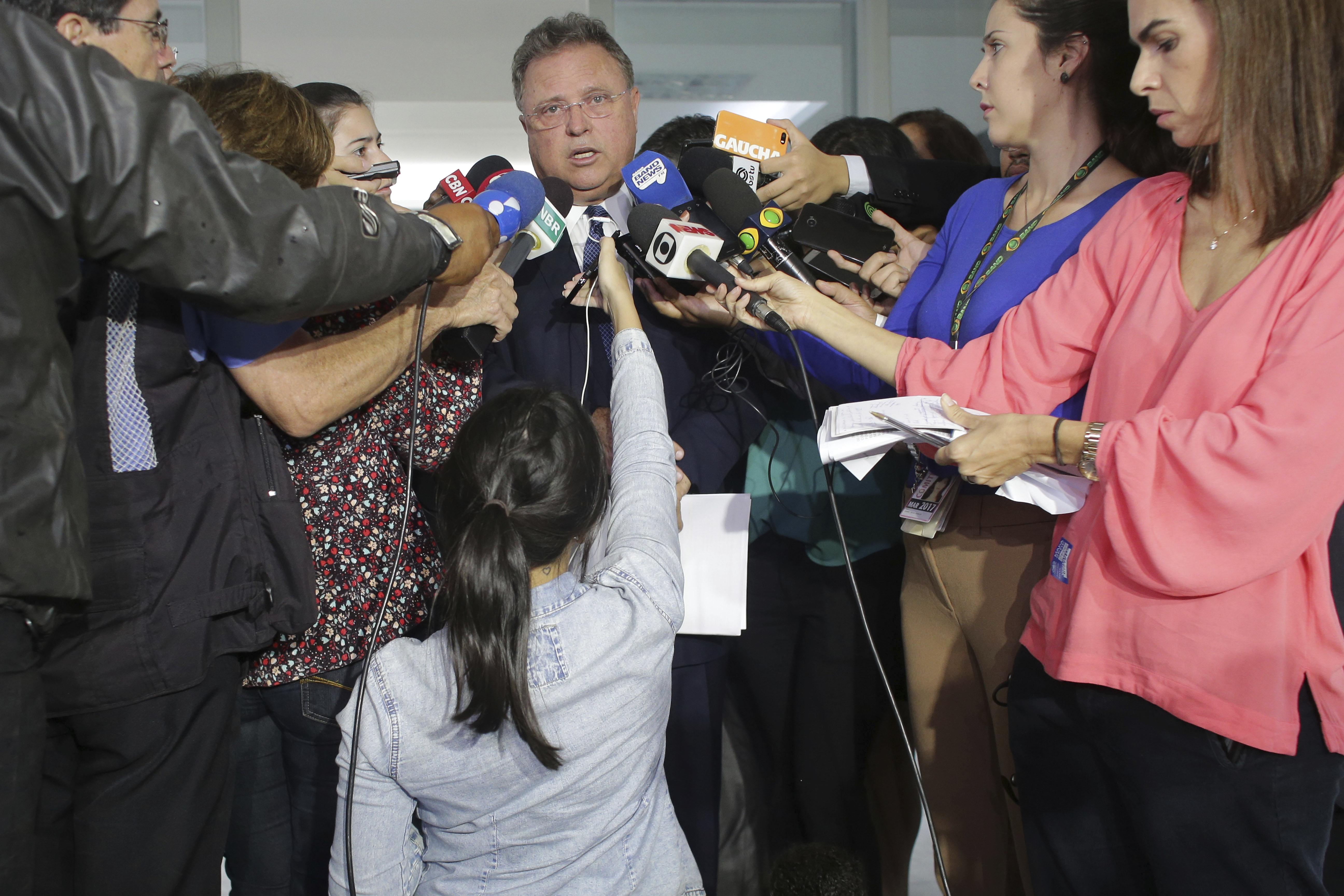 В скандал с развалено месо ЕС ограничи вноса от Бразилия