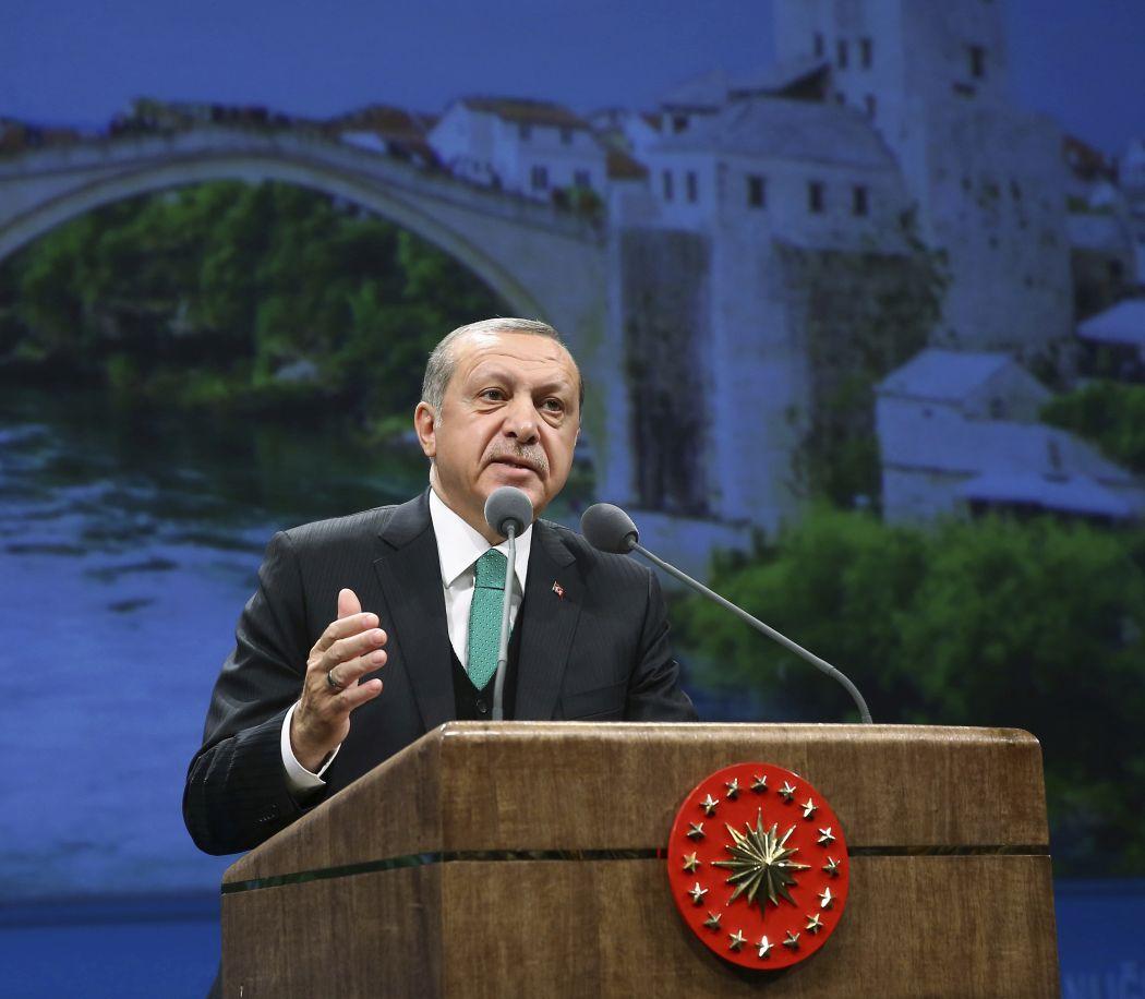 Ердоган призова България да осигури честни избори