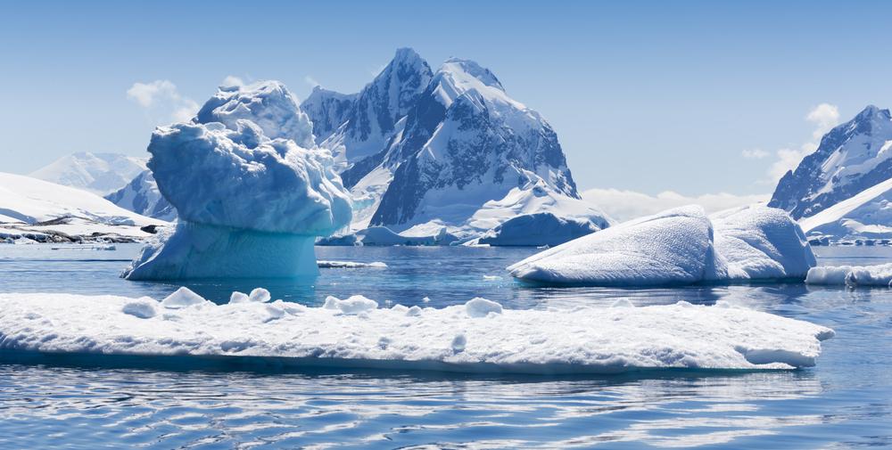 НАСА обясни загадъчно топене на антарктически ледове