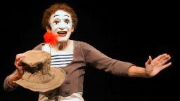 """Марсел Марсо - ненадминатият """"ням"""" виртуоз на движенията, бил вдъхновен от Чаплин"""