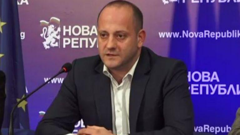 """Радан Кънев: """"Демократична България"""" е нещо много сериозно"""
