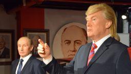 Историческа първа среща на върха Доналд Тръмп - Владимир Путин в София