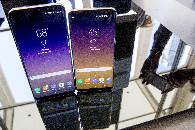 Официално: Ето го Samsung Galaxy S8 (снимки)