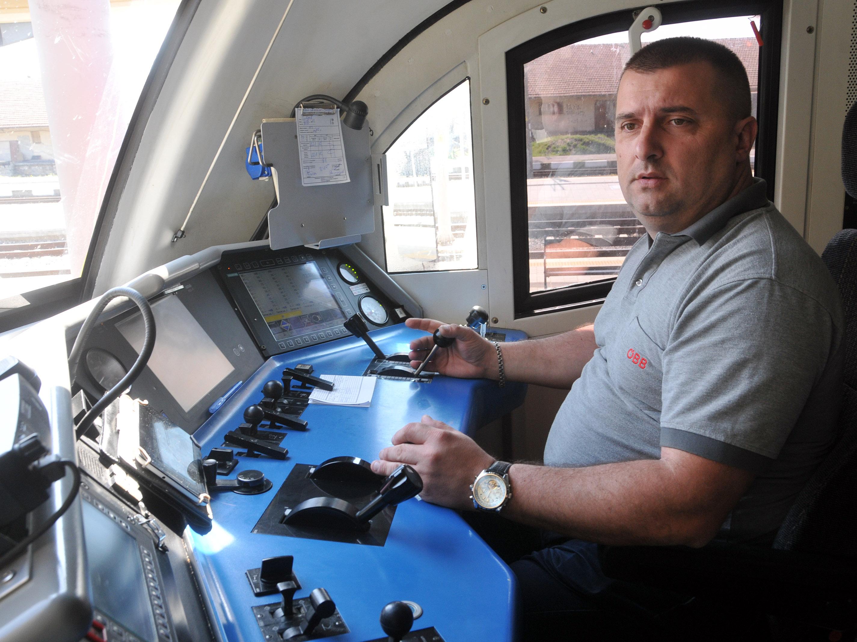 Пътуваме до Скопие с влак през 2027 г.