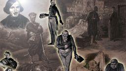Животът на Гогол бил истински кошмар