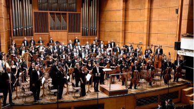 Концерт на Симфоничния оркестър и Смесения хор на БНР