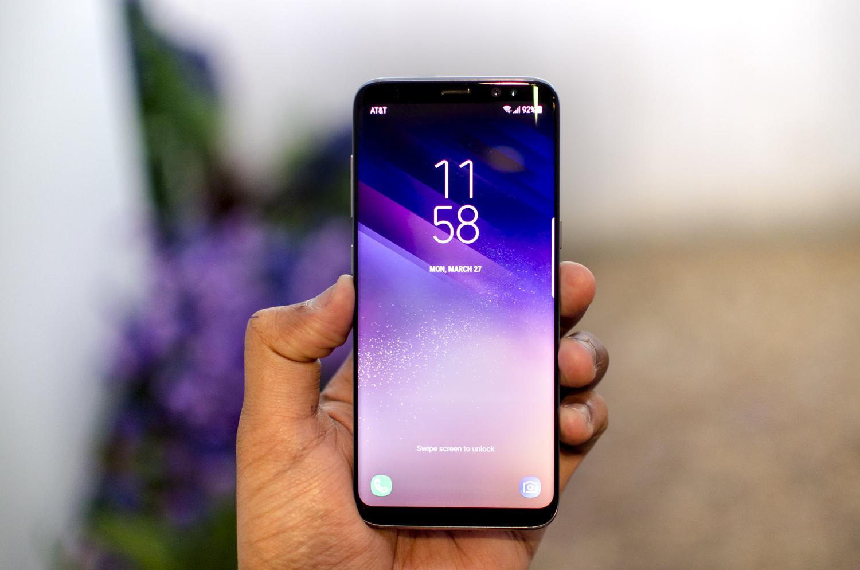 Колко здрав е Samsung Galaxy S8?