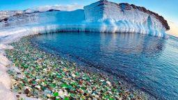 Кристалното сметище: Вижте удивителната сила на природата