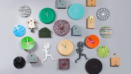 Дизайнерските стенни часовници - арт или кич?