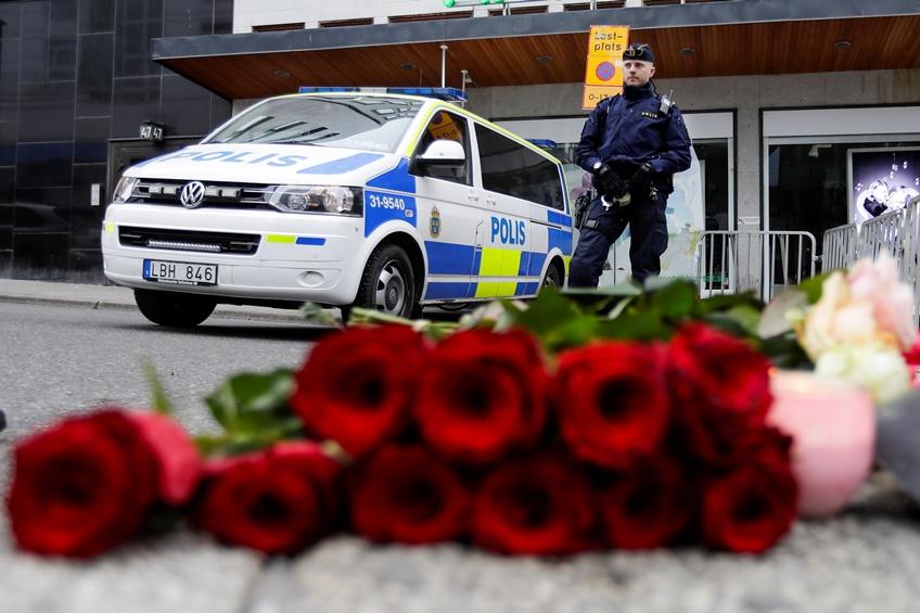 Шведска телевизия: В камиона имало експлозиви