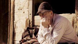 Ивайло Христов носи състрадание и любов като бездомника Серафим
