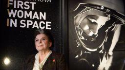 Техническа грешка е можела да остави първата жена космонавт завинаги в Космоса