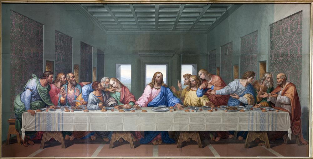 Велика сряда е - денят на Тайната вечеря