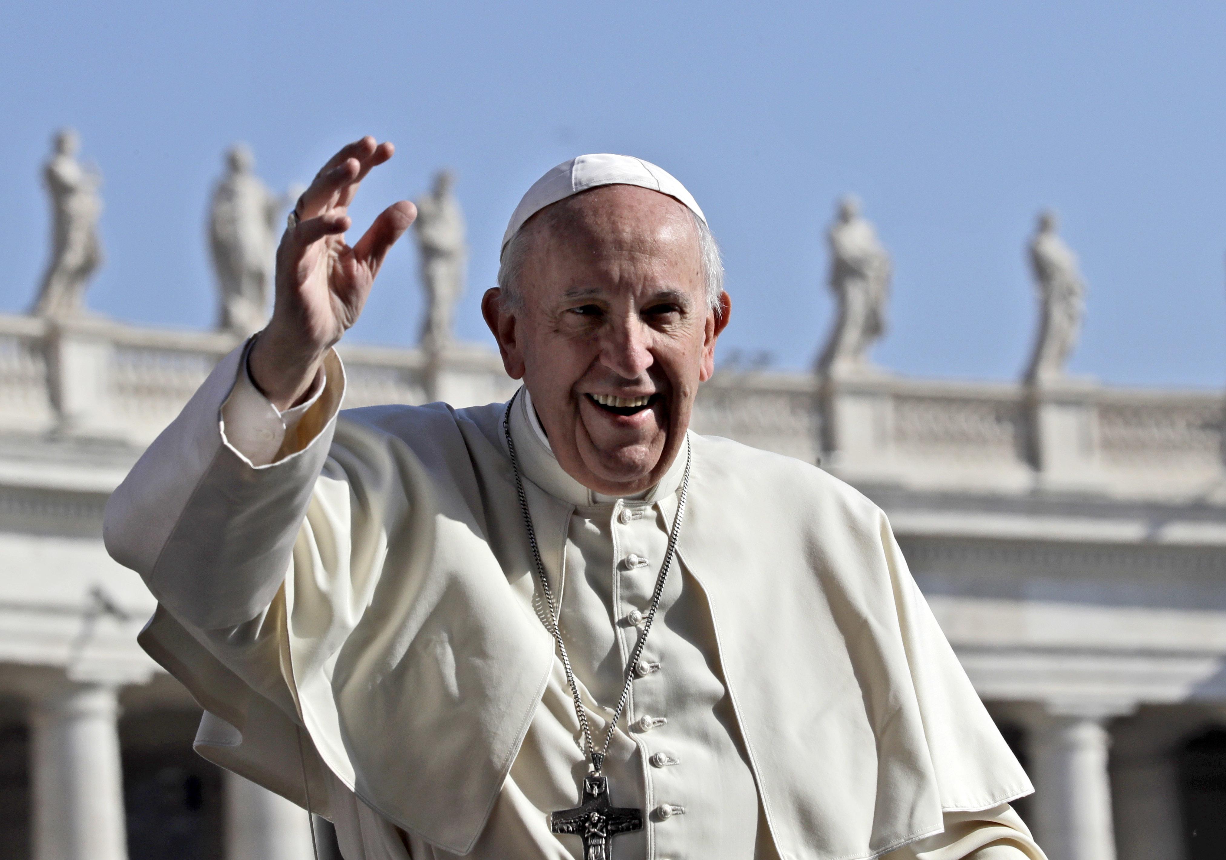 """Папата: Търсещите проститутки са престъпници с """"болен ум"""""""