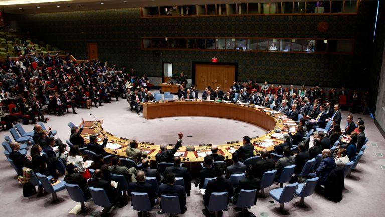Отхвърлиха резолюцията на Русия за атаката срещу Сирия