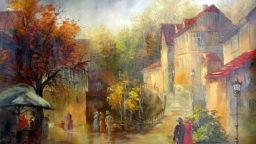 Изгубената романтика в картините на Ричард Тишкевич