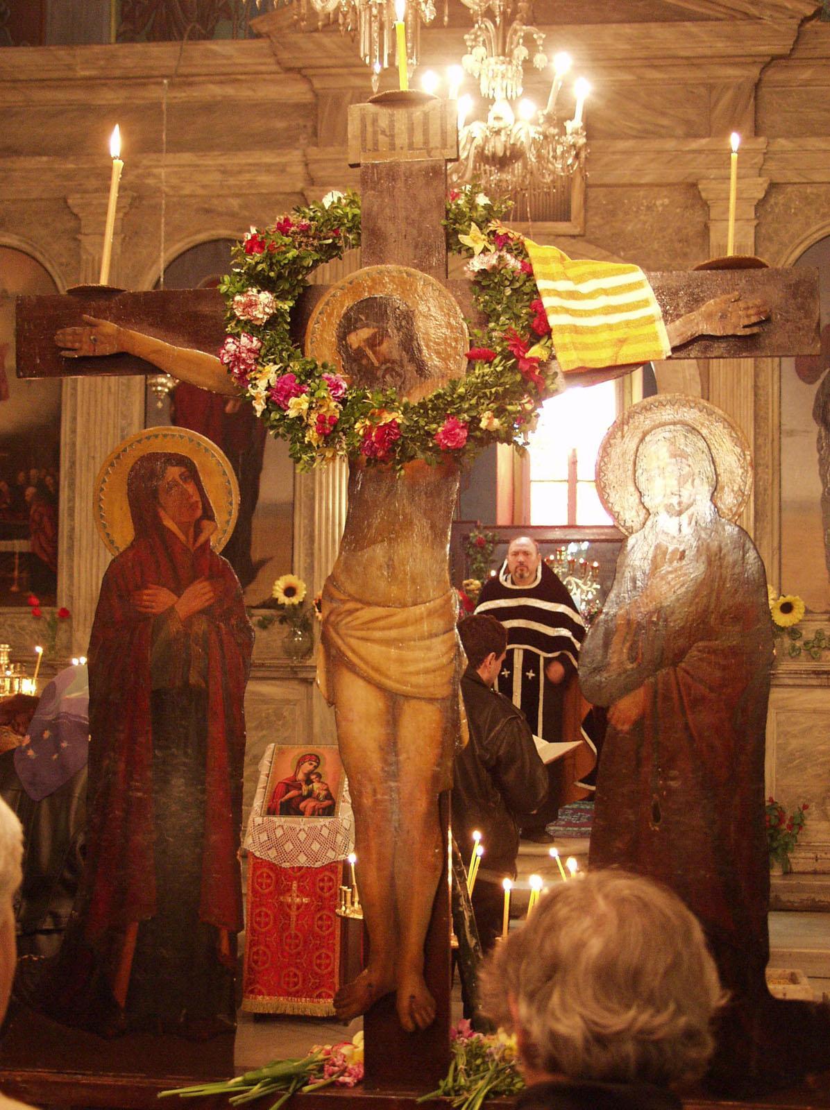 Велики петък е, най-тъжният ден за християните