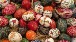 35 начина да превърнете обикновеното яйце в изкуство