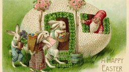 Защо великденските зайци при католиците снасят яйца?