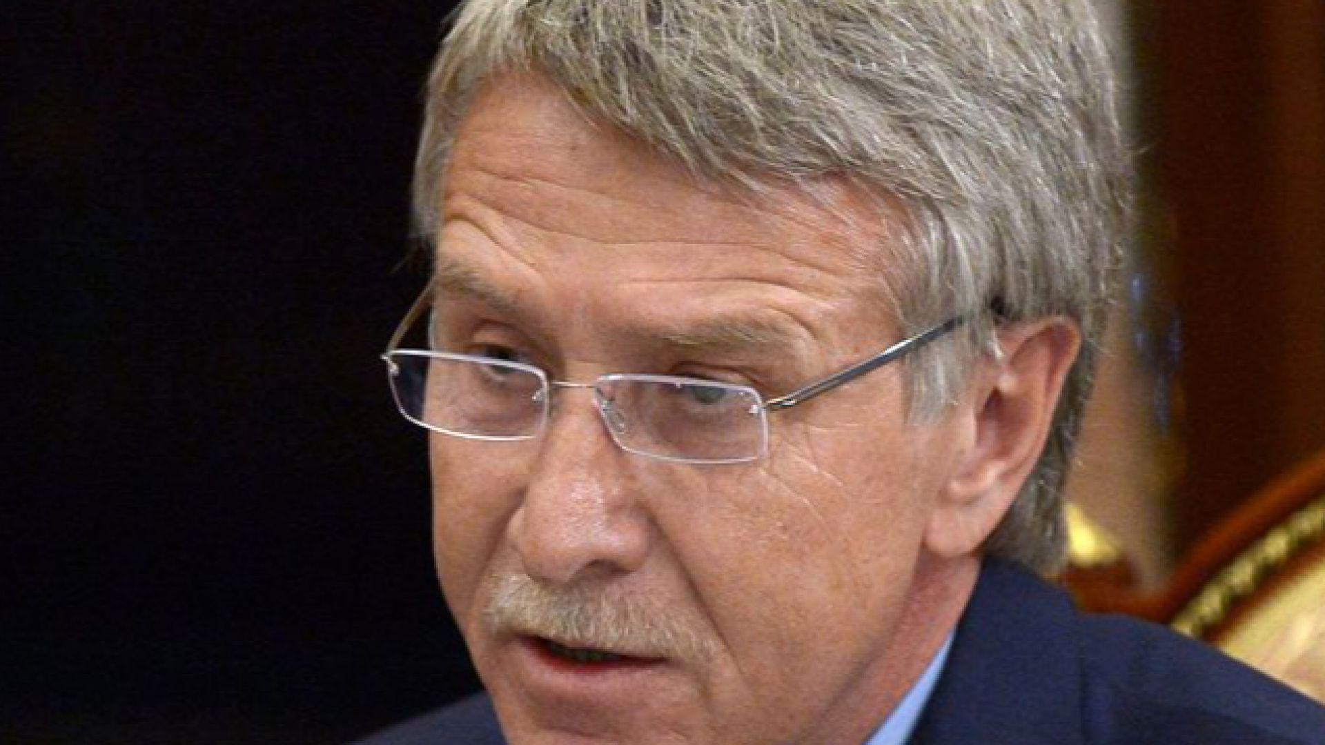 Шефът на Новатек Леонид Михелсон е най-богатия човек в Русия