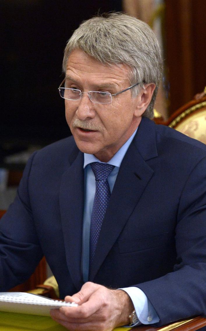 Леонид Михелсон