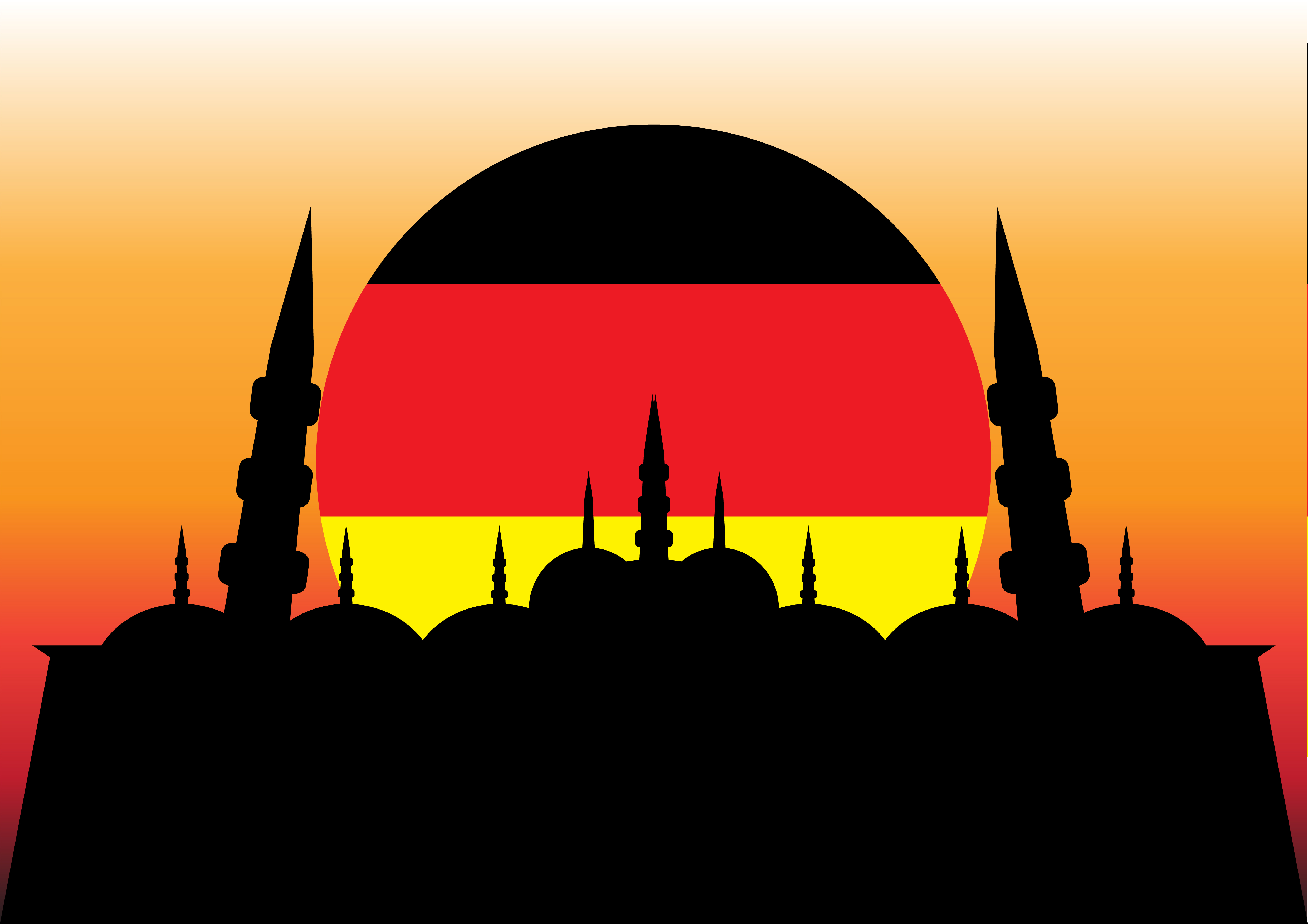 През 2050-а Германия щяла да бъде ислямска държава?