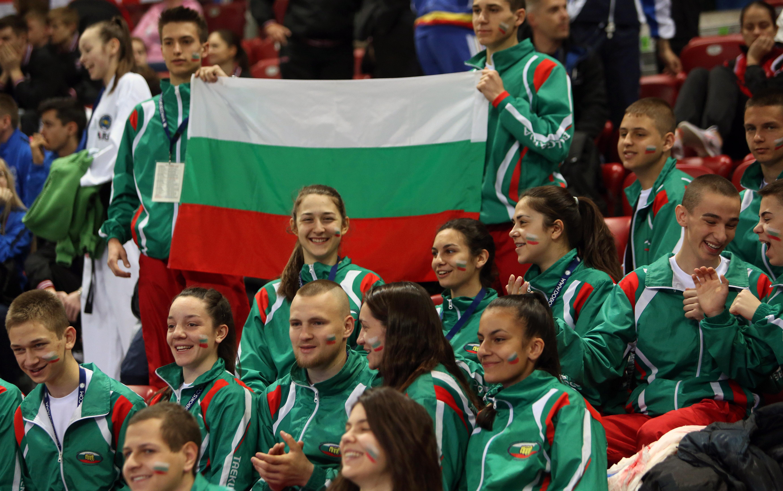 4-и медал за България от Европейското по таекуон-до