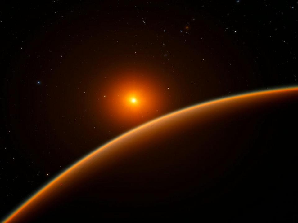 Откриха потенциално обитаема екзопланета