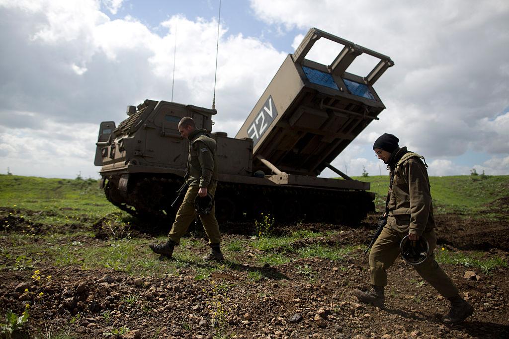"""""""Таймс"""": Иран предизвиква Израел с мрежа от бази в Сирия"""