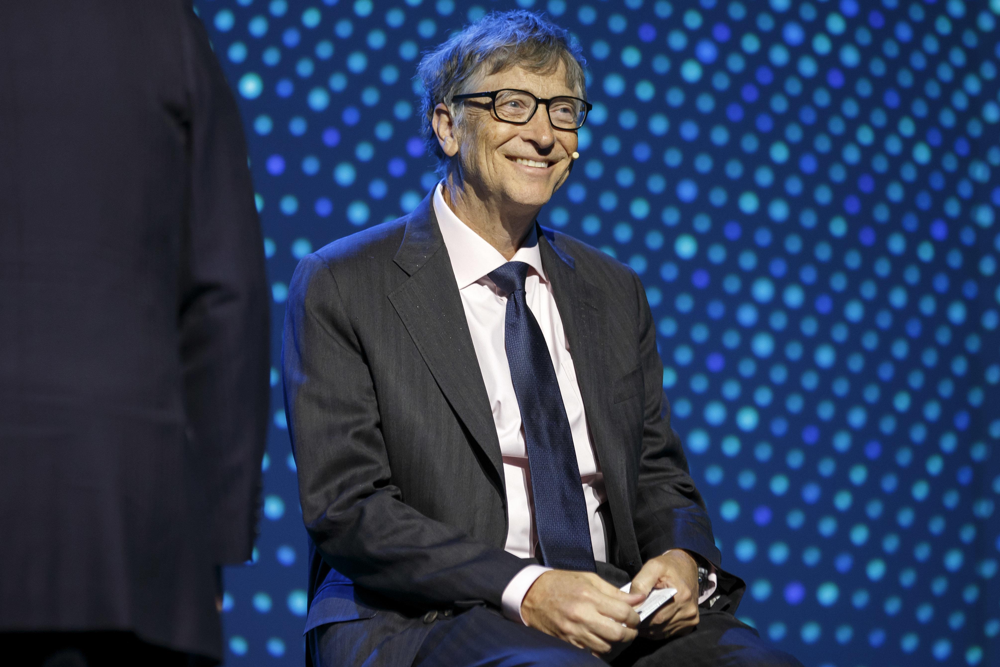 Бил Гейтс: Няма да станем над 12 млрд. души