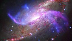 Неземно: Галактическите картини ни карат да затаим дъх пред... Вечността