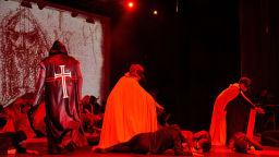 """Рок операта """"Нострадамус"""" с представления в зала 1 на НДК и Античния театър"""