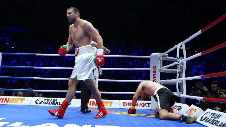 Тервел Пулев с осма победа пред големия номер 8