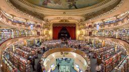 Десет от най-красивите библиотеки в света