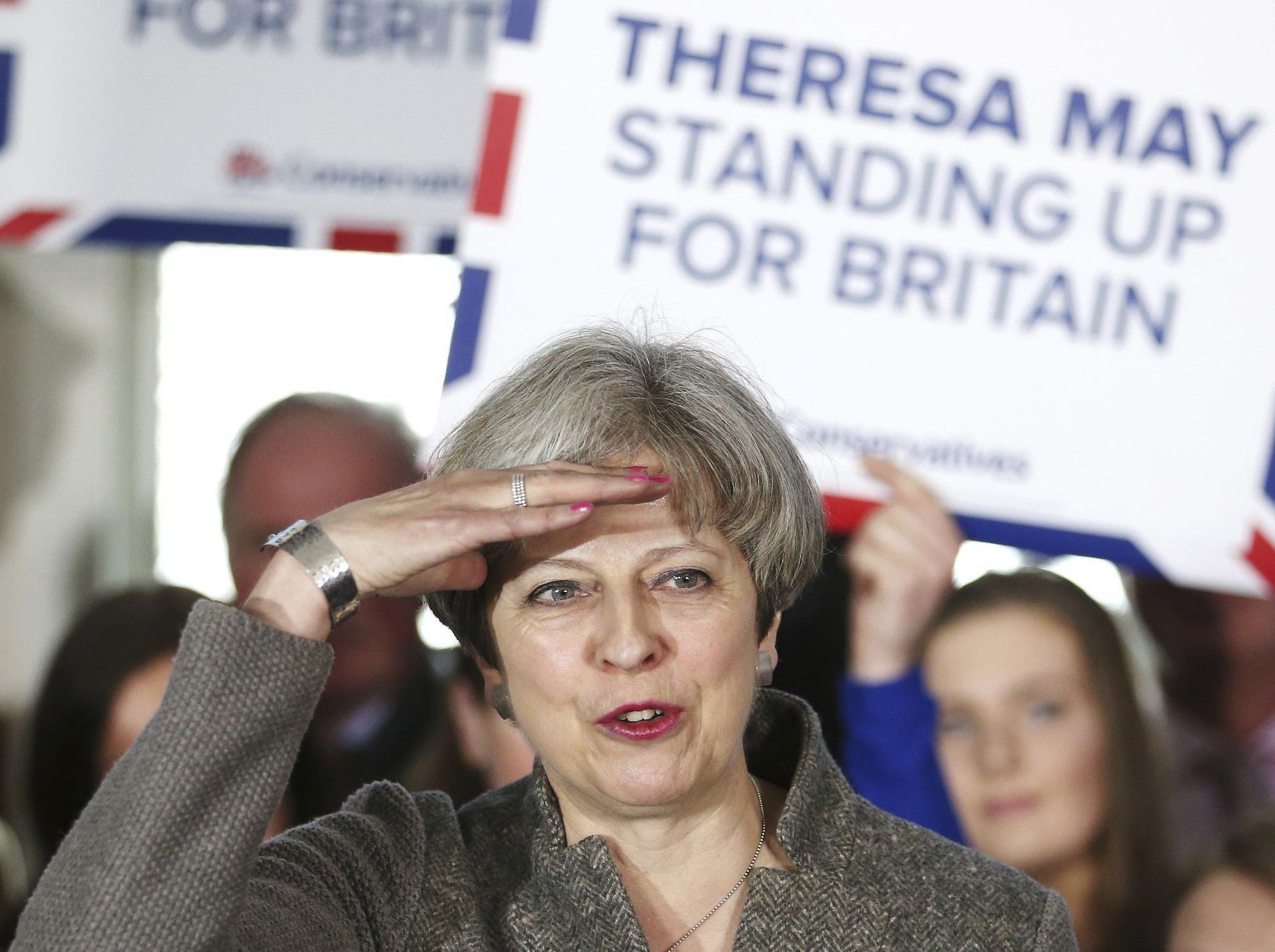 Т. Мей не иска шотландско участие в преговорите за Брекзит