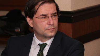 Борислав Цеков: Вот пред буря